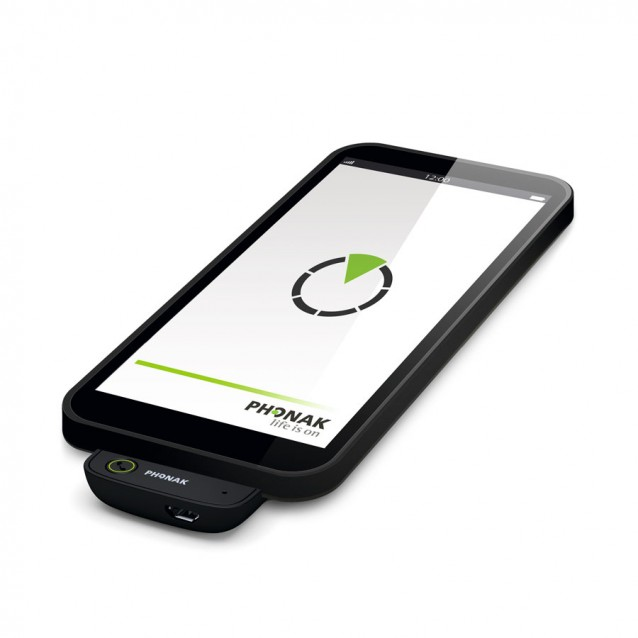 Phonak EasyCall cell phone solution